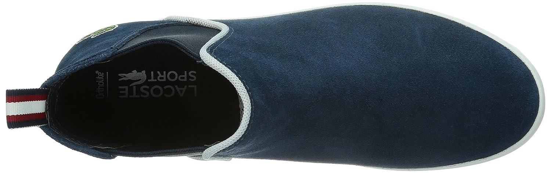 9e78ff3d09 Lacoste Ziane Chelsea CRT, Bottines Femme, Bleu, 37.5 EU: Amazon.fr:  Chaussures et Sacs