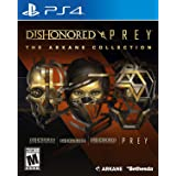 Dishonored and Prey: The Arkane Collection - PlayStation 4