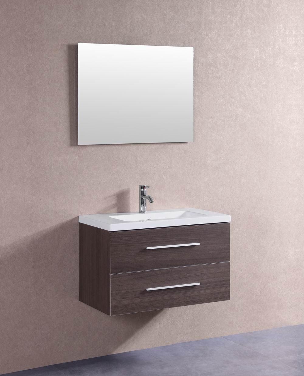 belvedere designs t9019a v modern floating veneer bathroom vanity