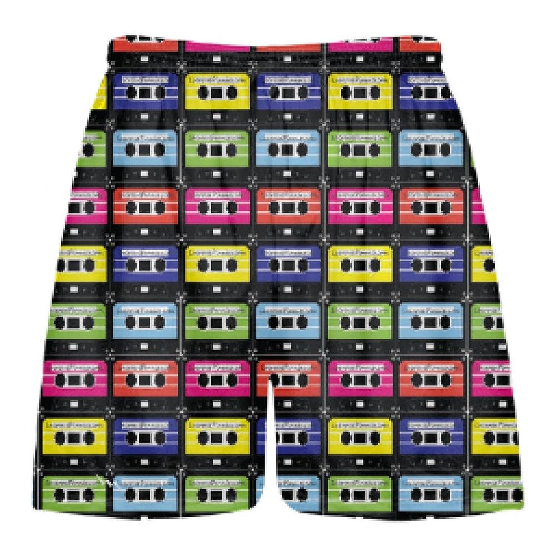 8e3e5343763 Top13  LightningWear Cassette Shorts - Eighties Shorts - Throwback Shorts -  Cassette Tape