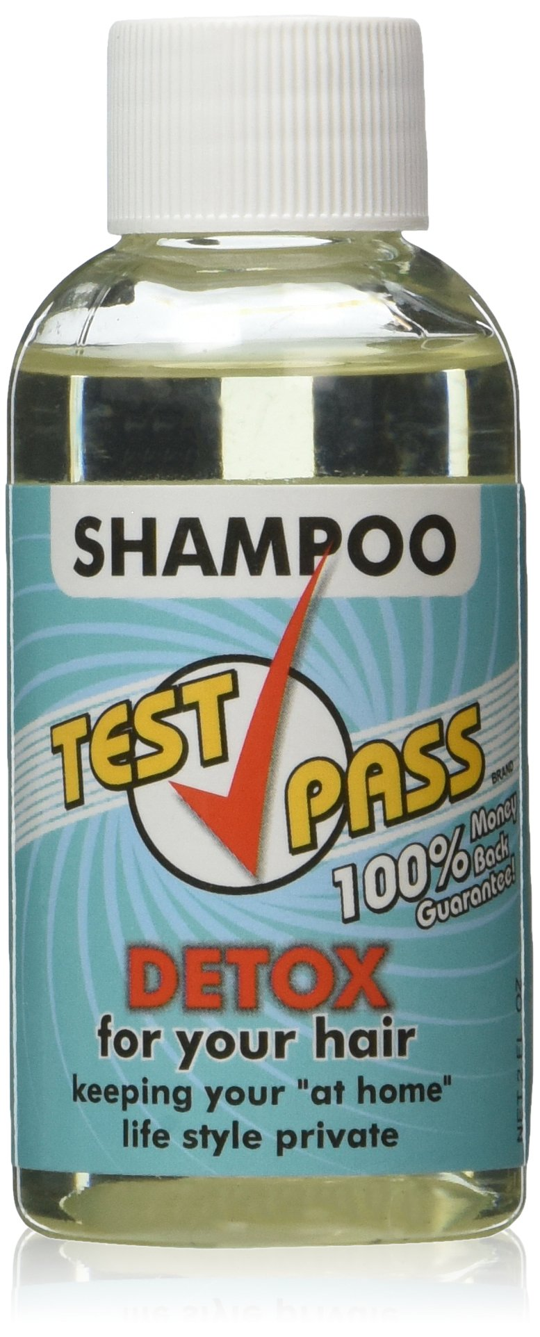 Test Pass Detox Shampoo - Single Use, NET 2 FL. OZ.