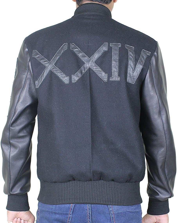 Adonis Creed Black Varsity Jacket