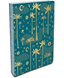 Studio Oh! Justina Blakeney Hardcover Coptic-Bound Journal, Cosmic Desert