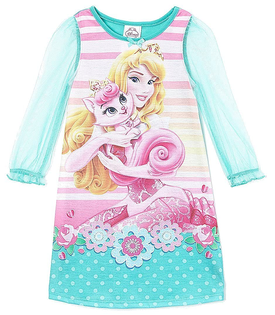 Disney Princess Aurora Palace Pets Toddler Nighty Sizes 2T-4T