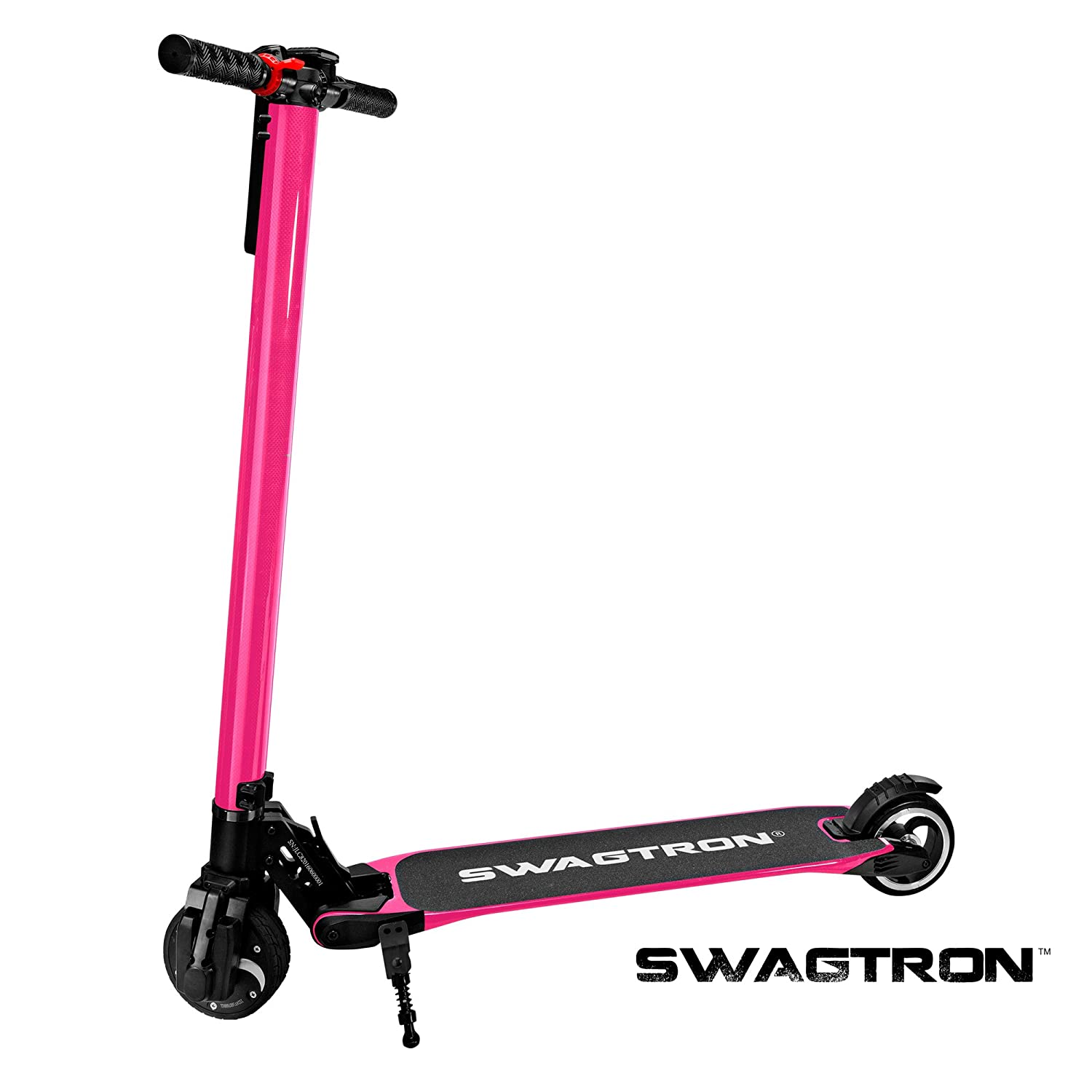 Swagger the world's lightest carbon fiber powered electric scooter