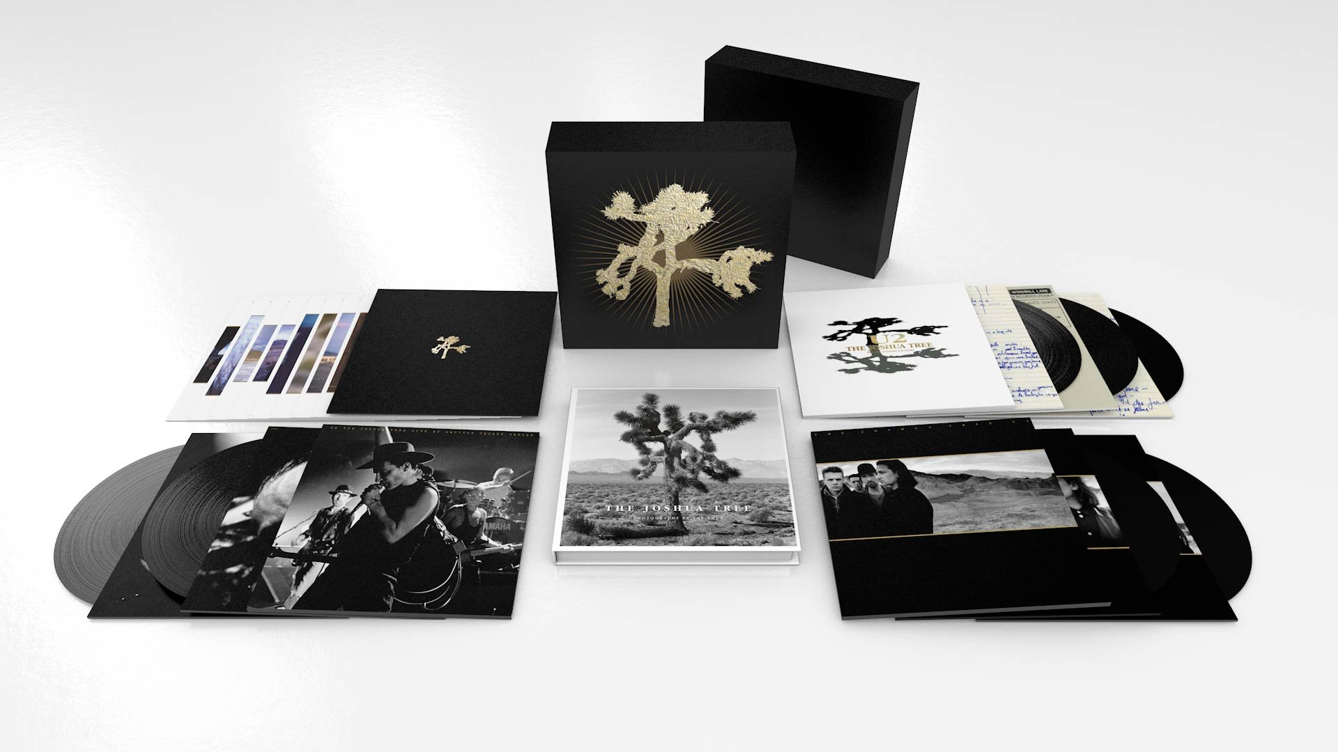 The Joshua Tree [7 LP][Super Deluxe Edition] by Island