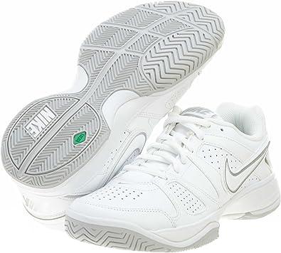 Nike City Court VII, Scarpe da Tennis Uomo, Bianco (White