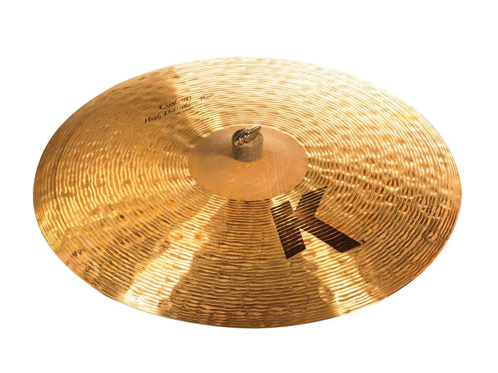 Zildjian K Custom 22'' High Definition Ride Cymbal