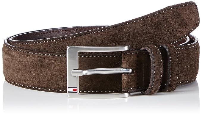 f09c895805a Tommy Hilfiger New Boston Belt, Cinturón para Hombre, Braun (BROWN 204)  XXXL: Amazon.es: Ropa y accesorios