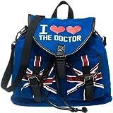 Dr. Who I Heart the Dr. Doctor Knapsack Backpack Bag