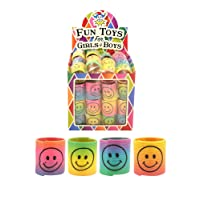 MunchieMoosKids Lot de 12 Slinky