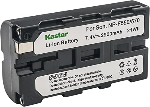 CCD-TR940 Dantona Replacement Battery for Sony