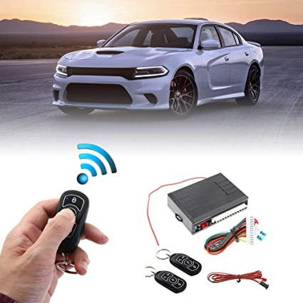 Valuable information remote control car door lock