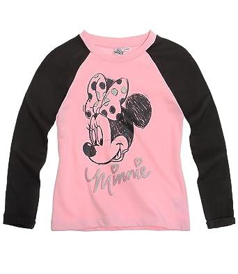Disney Minnie Sudadera Rosa (116)