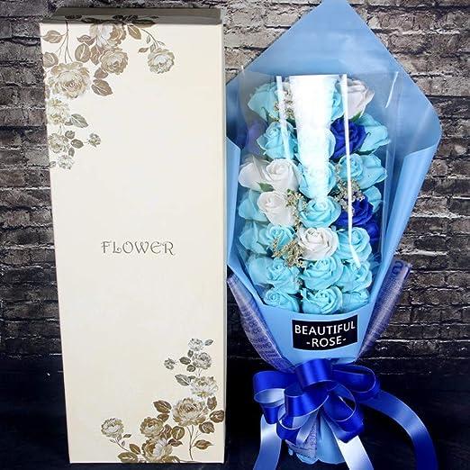 Bouquet de Lujo Nupcial Para hombres y mujeres Amigos Mami Regalo ...