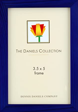 Amazoncom Dennis Daniels Gallery Woods Picture Frame 35 X 5
