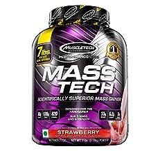 MuscleTech Mass Gainer Protein Powder
