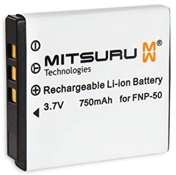 F70exr F80exr Xp100 F75exr F60fd Preiswert Kaufen Bateria Np-50 Np50 Np 50 Batterie Für Fuji Finepix F50fd Xp110 Xp150 Fein Verarbeitet