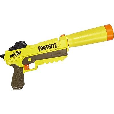 NERF Fortnite Sp-L Elite Dart Blaster: Toys & Games