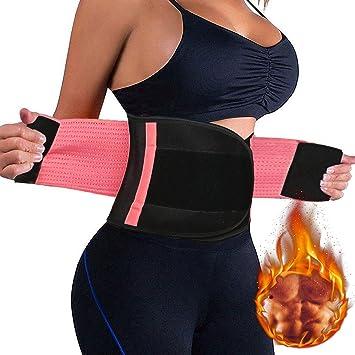 Reducir cintura y abdomen