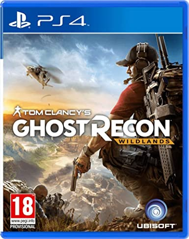 Ghost Recon Wildlands: playstation 4: Amazon.es: Videojuegos