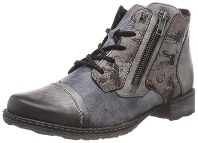 Remonte Damen D4378 Combat Boots