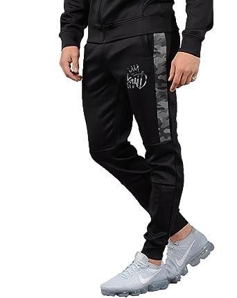 9a3fa60190e14 Kings Will Dream Joggers - Mens 264 Kione Poly Pants in Black:  Amazon.co.uk: Clothing