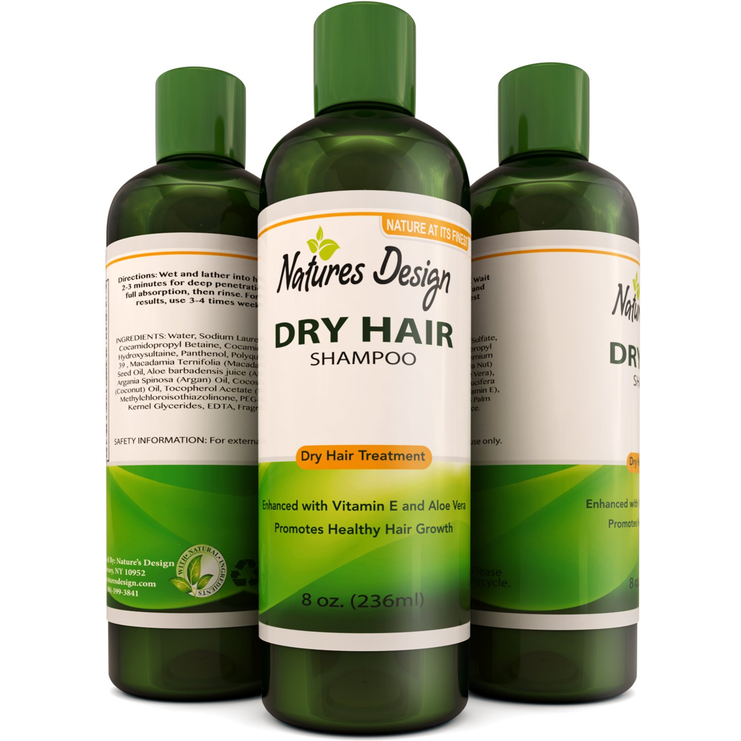 Amazon.com: Shampoo For Flaky Scalp & Dry Hair – Suitable