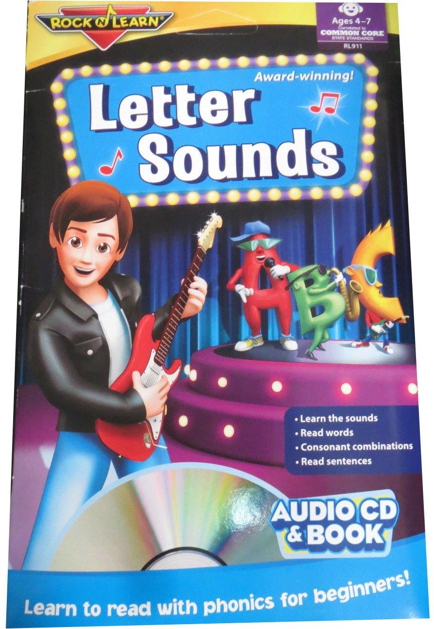 Letter Sounds (Rock 'N Learn)