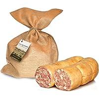Mortadella di Fegato Cotta, Mortadella de Foie Cuit, moitié, Salumi Pasini, 1.2 kg