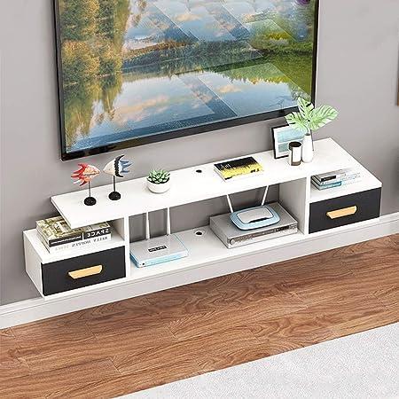 Montado en la pared de TV Gabinete flotante TV Estante moderno minimalista consola for TV plana