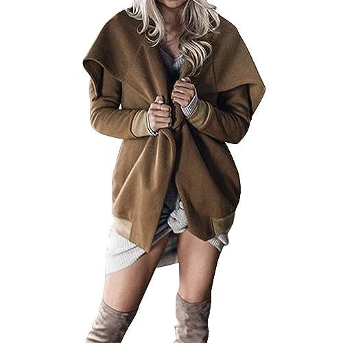 Lazylady - Chaqueta - para mujer marrón marrón