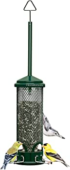 4 - Brome 1055 Squirrel Buster Mini 4.4x4.4x21 Wild Bird Feeder