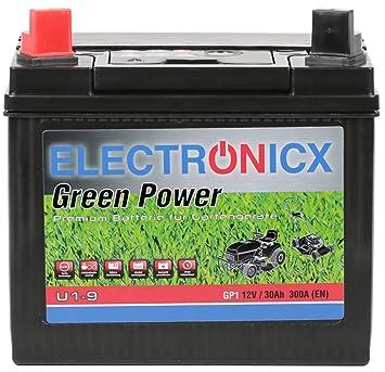 U1(9) 30AH 300A(EN) Green Power Batería para su Uso en ...
