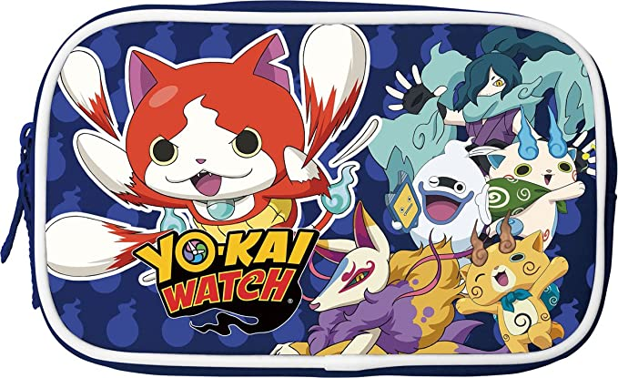 Hori- Funda Yo-Kai Watch (Nintendo 3Ds): Amazon.es: Videojuegos