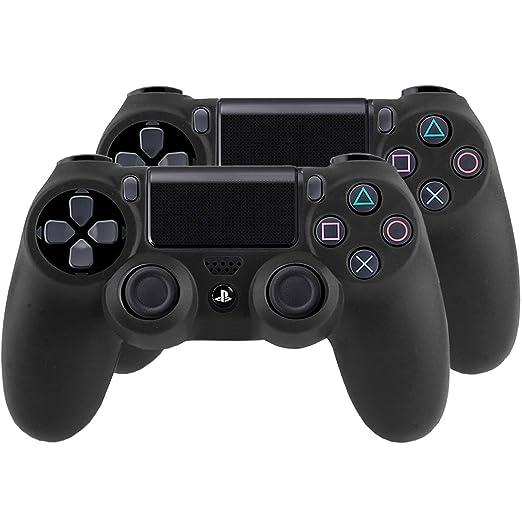 22 opinioni per Bundle- 2x Silicone Case Custodia Protettiva per Playstation 4 / PS4 Dualshock 4