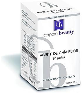 Zentrum Aceite de Chia - 60 Cápsulas: Amazon.es: Salud y ...