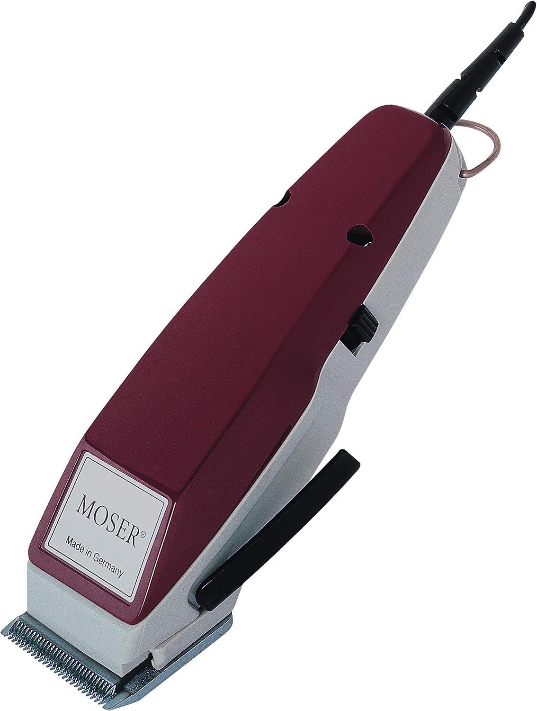 Moser Profesional 1400 - Máquina Cortapelos, 150 gr: Amazon.es ...