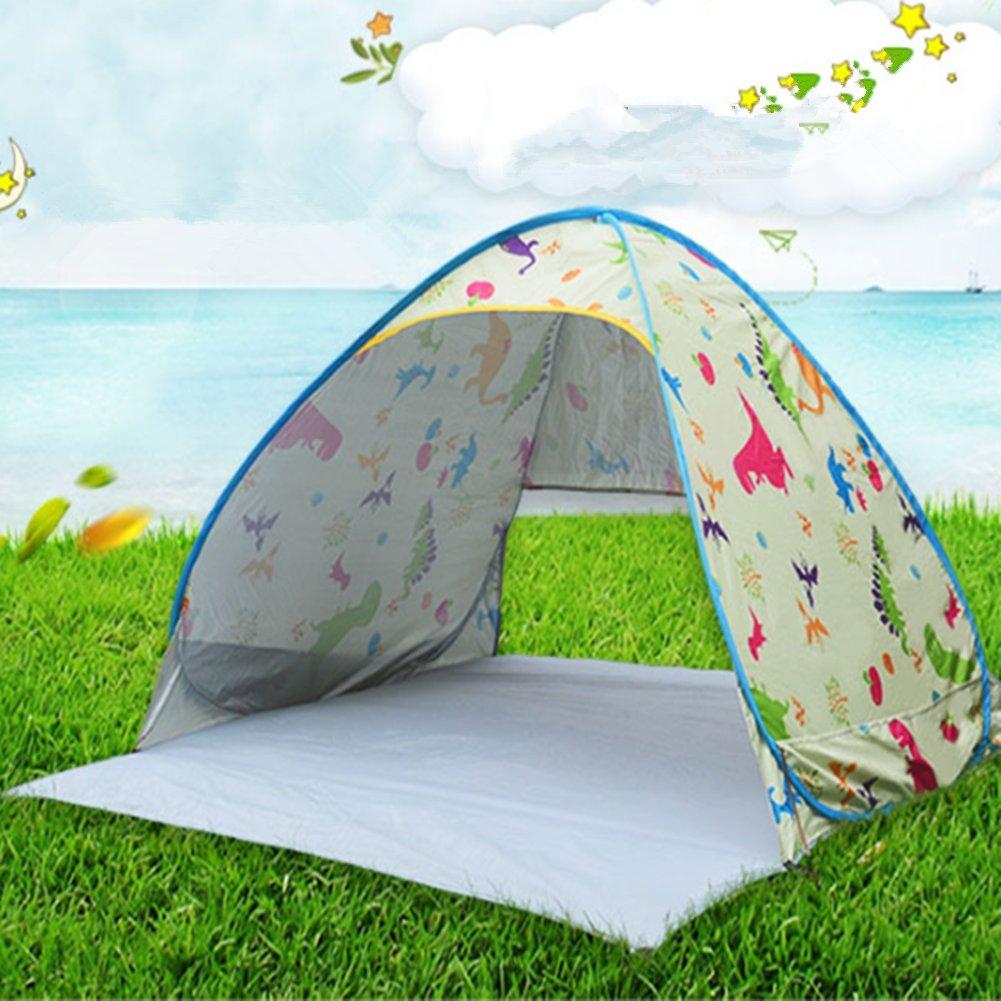 Tenda Da Spiaggia Per Bambini Per Bambini All'aperto Campeggio Campo Parco Mare Doppia Tenda Per Bambini All'aperto WYM