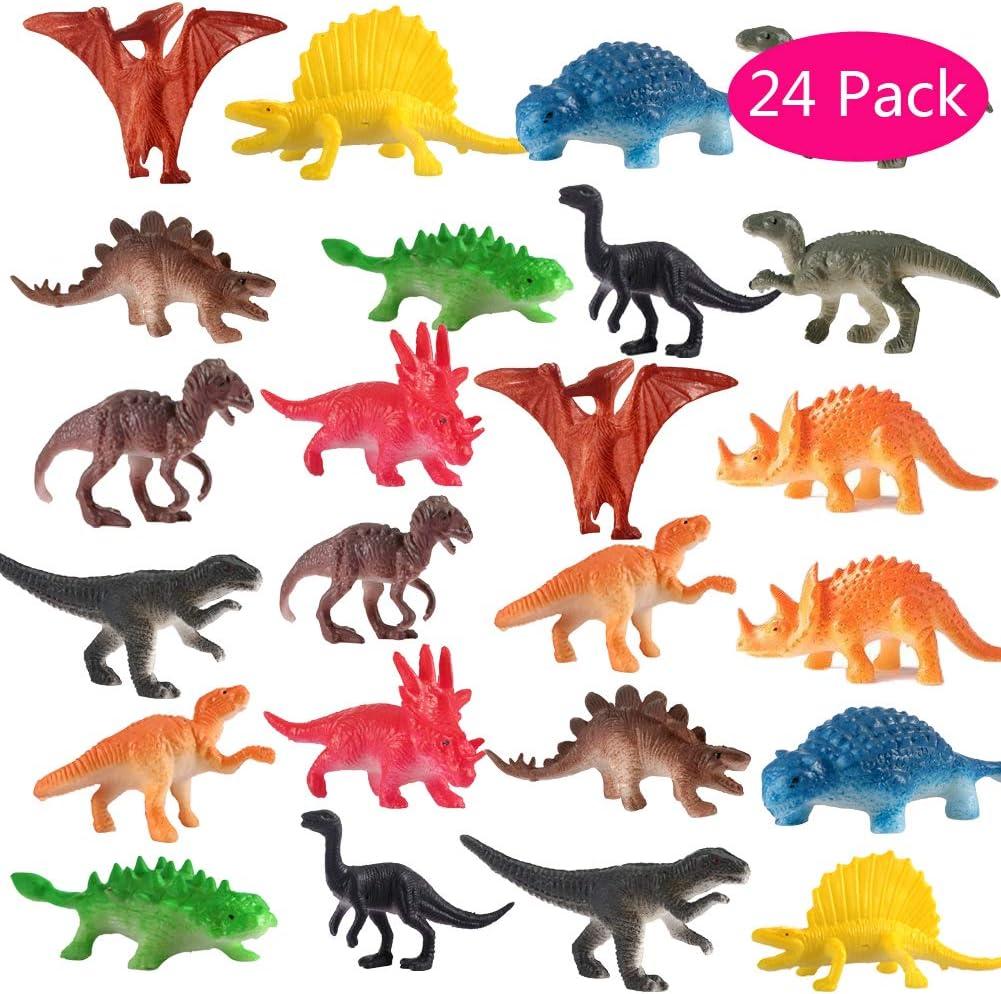 Party Favors Grow Dinosaur Eggs Kids Birthday Loot Bag Filler Goody Toys 2 inch
