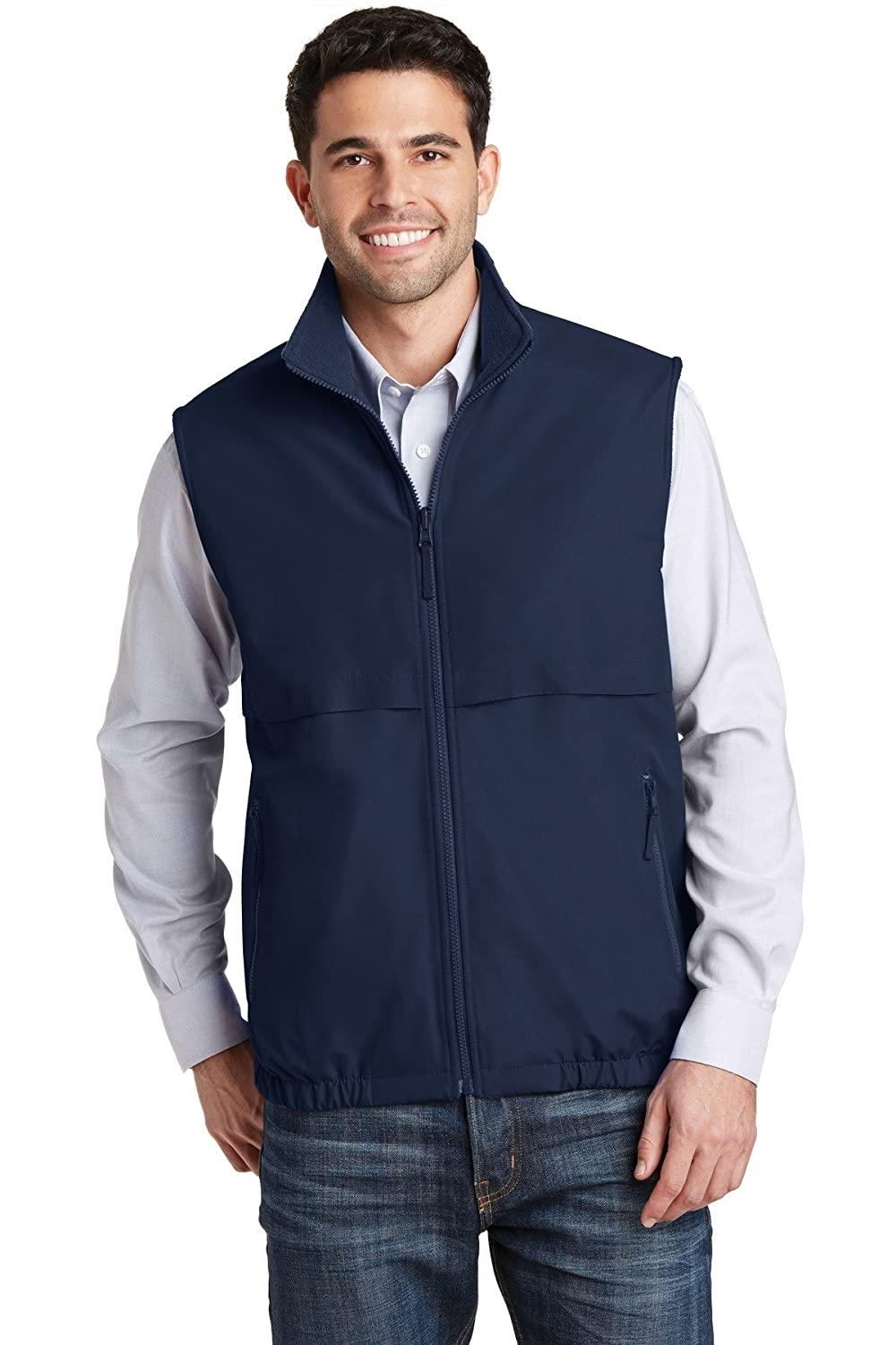 Port Authority Mens Reversible Charger Vest J7490