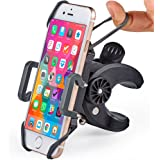 Bike & Motorcycle Phone Mount - for iPhone 11 (Xs, Xr, X, 8, Plus/Max), Samsung Galaxy S20 or Any Cell Phone - Universal…