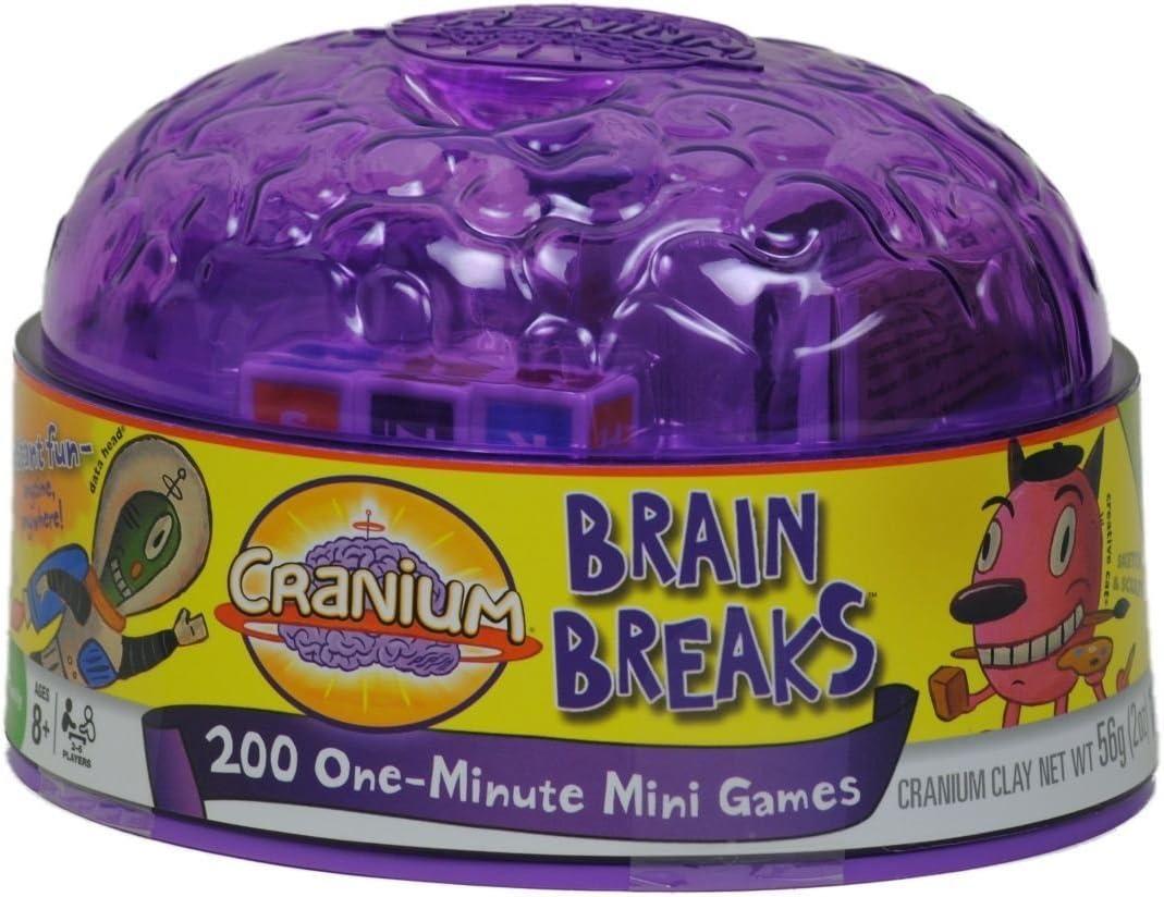 Cranium Brain Breaks Game: Amazon.es: Juguetes y juegos