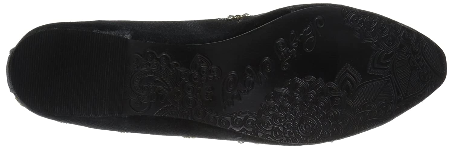 Naughty Monkey Women's Labonge Ballet Flat B072F5444B 8.5 B(M) US|Grey