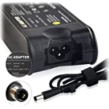 UKOUTLET® Laptop AC Adapter Charger for Dell Inspiron 14r 15r 17r N4010 N5040 1520 N5010 N5110 N7010 1501 M5030 N5030 N5050 N7110 1750; Inspiron 9400 9300 510M 1100 1521 1525 1545 6400 6000 1150 1764 M5010 8600 640m 630m 1721; Studio 15z 14 17 14z 1537 1737 1440 1747 1745 1749; fits PA-10 PA-3e Power Supply, 65w, UK Power Cord Included