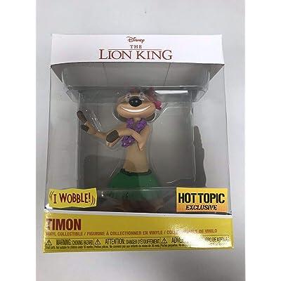 POP! Funko - Timon - Wobbler: Toys & Games