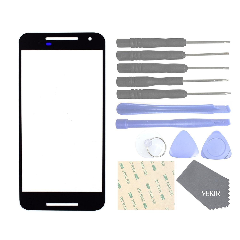 VEKIR Pantalla de reparación de Vidrio para LG Nexus 5X: Amazon.es ...