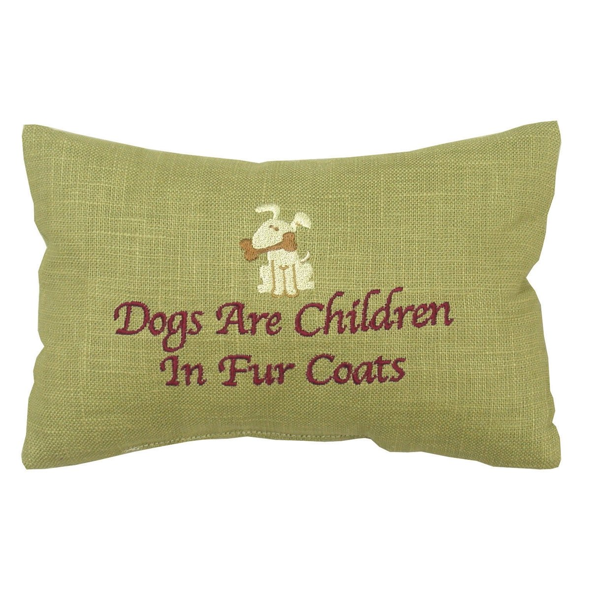 Dogs Are Children Pillow