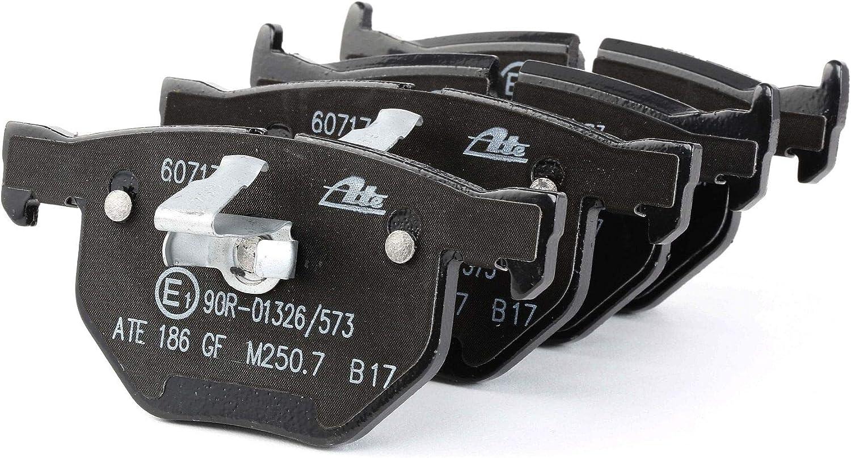Ate 13 0460 7174 2 Disc Brake Pad Set Disc Brake Pads Brake Pads Auto