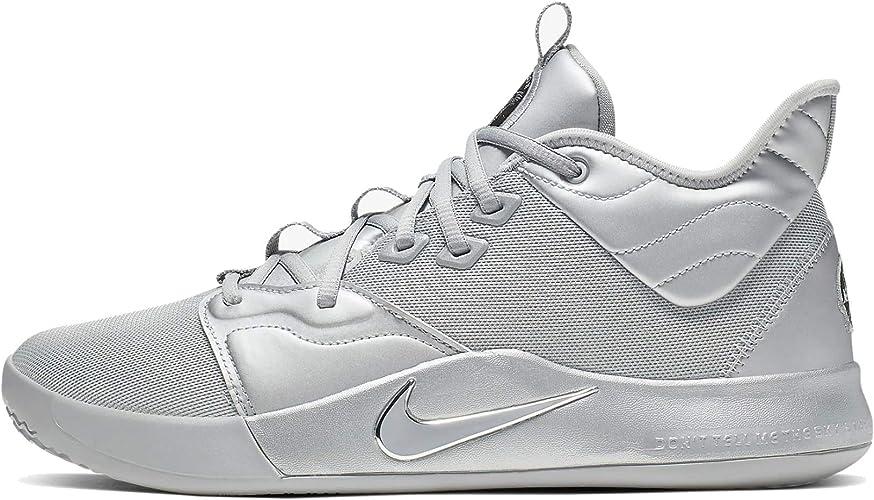 bella vista massimo stile acquisto speciale Amazon.com | Nike Pg 3 NASA Mens Ci2666-001 | Basketball